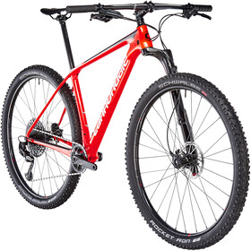 Cannondale F-Si Carbon 3 29 inches, acid red